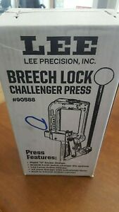 Lee Precision 90030 Breech Lock Challenger Ammo Gun Reloading Press Kit