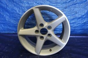 2002 04 Acura Rsx Type s K20a2 Oem Wheel 16x6 5 45 Offset 3 3 curb Rash 4370