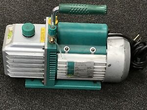 Refco Eco 5 Two Stage Hvac Vacuum Pump 5 Cfm 115v