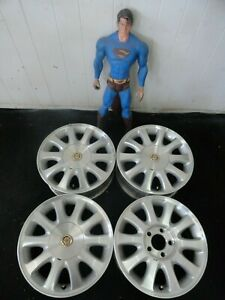 16 Chrysler Town And Country Wheels Oem 01 06 Factory Rims 2001 2006 2151