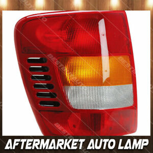 Left Driver Side Rear Lamp Tail Light For 2002 2004 Jeep Grand Cherokee