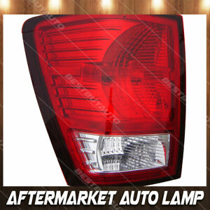 Left Driver Side Rear Lamp Tail Light For 2007 2010 Jeep Grand Cherokee