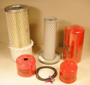 Bobcat 553 Filter Kit S n 513011001 And Above