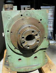 50 Taper Rambaudi Spindle Head Milling Machine Head