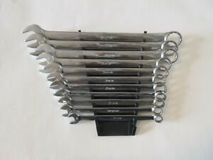 Snap on 11 Pc Sae Combination Wrench Set Oex Series 3 8 1