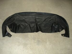 Oem Mazda Mx 5 Miata Convertible Top Rear Boot Tonneau Cover Black 1999 2005