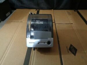 Brother P touch Ql 500 Thermal Label Printer Maker