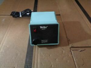 Weller Wtcpt Power Supply Soldering Station
