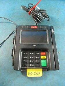 Ingenico Isc250 Smart Terminal Point of sale Payment Terminal With Pen Used