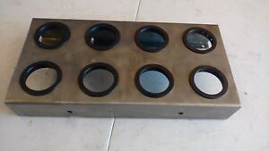 Diamond In Motion R8 Quick Change Drill Chuck Collet Holder Rack 1 3 4 Holes