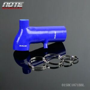 For Subaru Brz Toyota Gt86 Induction Air Intake Piping Silicone Hose Blue