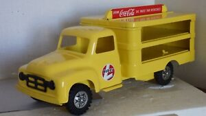BUDDY L COCA COLA DELIVERY TRUCK