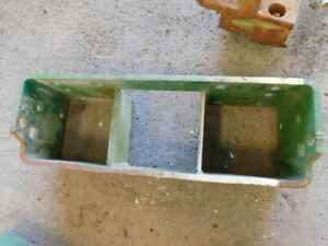 John Deere Compact Utility Tractor Weight Bracket Tag 157