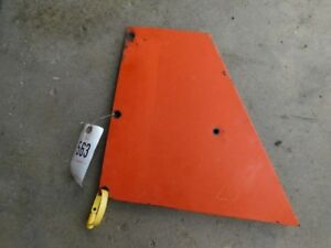 Allis chalmers 220 210 Tractor Small Side Panel Left Side Panel Tag 563