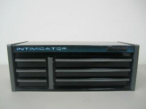 Snap On Intimidator Mini Tool Box Top Portion Only 12 25 X 4 5 X 4 5