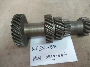 Saginaw 4 Speed Cluster Gear 2 Line Wt302 8b 29 23 19 15 15 N