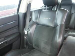 2006 2008 Dodge Charger Srt Pair Front Seats Black Suede