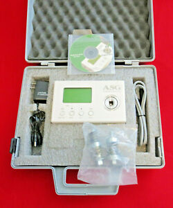 Asg Jergens Dtt 200 Digital Torque Tester 200 Lbf in With Cd And Case