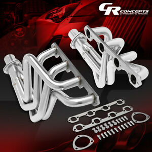 Full Length Stainless Exhaust Manifold Header For 69 79 Ford F100 5 0l 302 Rwd