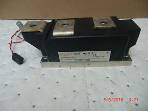 Eupec Diode scr Power Block P n td500n12kof W t Connecting Gate Cable