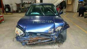2004 Subaru Impreza Rs Sedan 2 5l Non Turbo 4 44 Rear Differential Carrier 143k