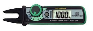 Kyoritsu 2300r True Rms Kew Fork Current Tester Meter New Non Contact Zero Ac Dc