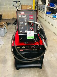 Lincoln Dc 600 Ln 8 Multiprocess Mig Welder