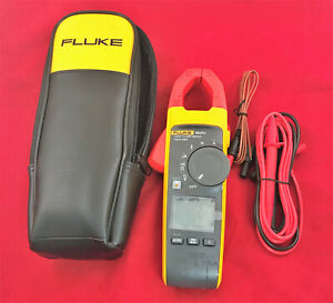 Fluke 902fc Hvac Clamp Meter True Rms Probes And Case