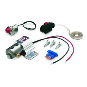 Hurst 174 5000 Stainless Steel Line Lock Kit W Free Fedex 2 Day Shipping