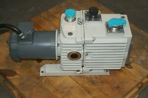 General Electric Ge Model 5k184fx3631a 2hp Vacuum Pump