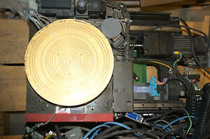 8 Inch X y And Theta Wafer Holding Stage From Kla Wafer Inspection Machines