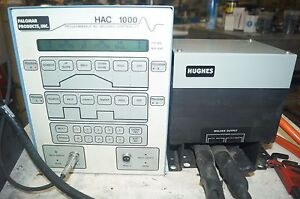 Palomar Products hughes Hac 1000 Welding Power Supply With Transformer