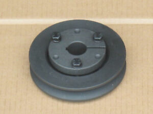 Woods Mower Outer Pulley Hub For Ih International 154 Cub Lo boy 184 185
