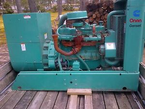 Used Onan Generator In Stock | JM Builder Supply and