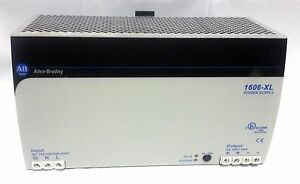 Allen Bradley 1606 xl480ep 20a 24 28 Vdc Power Supply Lot Of 8 free Shipping