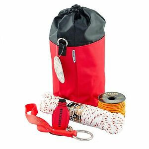 Throw Line Kit Throw Line Throw Bag Chain Saw Strap 50 sash Cord Mini Bag