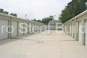 Duro Steel Mini Self Storage 30x160x9 5 Metal Prefab Building Structures Direct