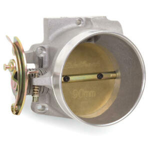 Edelbrock Fuel Injection Throttle Body 38640 Victor 90mm For Chevy Ls Series