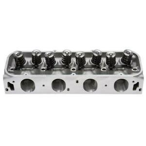 Edelbrock Cylinder Head Assy 61669 Victor Jr 310cc 75cc For Ford 429 460 Bbf