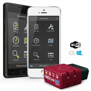New Scantool 426801 Obdlink Mx Wi Fi Obd Ii Scan Tool Interface For Android Ios