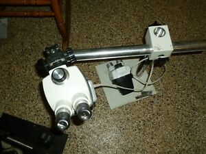 Bausch Lomb Stereo Zoom 4 And 5 Microscope With Stand