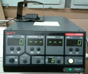 Ept Ept 1000xp Cardiac Ablation Controller With Foot Switch