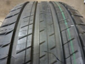 255 55 18 Michelin Latitude Sport 3 Zp Runflat Single Tire 55r R18 18622