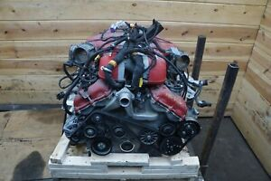 6 3l V12 F140 Engine Dropout Assembly Ferrari Ff 2012 16 12k Miles