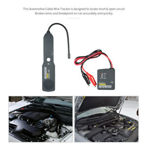 Automotive Car Short Circuit Detector Finder Tester Cable Wire Tracer Car Repair