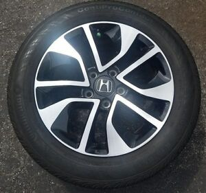 2012 2015 Honda Civic Oem Wheel With Tire 16