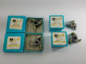 Grizzly Carbide Tipped Shaper Cutter G1102 G1112 G1113 G1562 New Lot Of 4