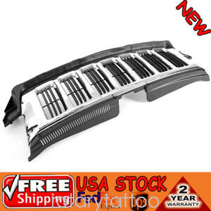100 new Grille Grill Front Bumper Hood For 2011 2012 2013 Jeep Grand Cherokee