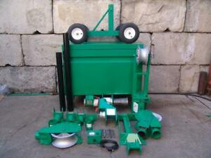 Greenlee Ultra Tugger Cable Puller 8 000 Lbs Great Shape