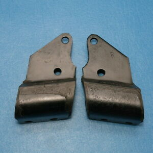 Nos Pair Gm Motor Mounts 1957 1960 Olds Super 88 98 Starfire Dynamic Automatic